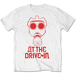 At The Drive-In Unisex Tee: Mask (Retail Pack)