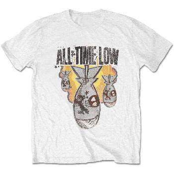 All Time Low Unisex Tee: Da Bomb (Retail Pack)