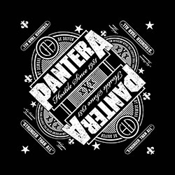 Pantera Unisex Bandana: Stronger than all