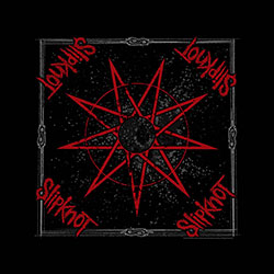 Slipknot Unisex Bandana: Nine Pointed Star