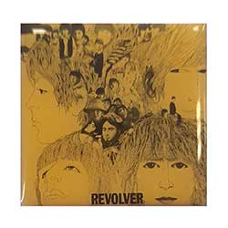 The Beatles Pin Badge: Revolver