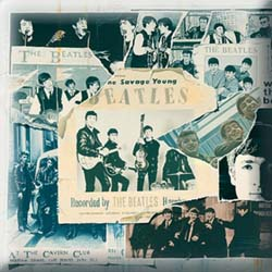 The Beatles Pin Badge: Anthology 1 Album