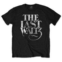 The Band Men's Tee: The Last Waltz