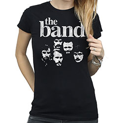 The Band Ladies Tee: Heads