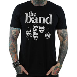 The Band Unisex Tee: Heads