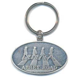 The Beatles Standard Key-Chain: Abbey Road Crossing