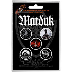 Marduk Button Badge Pack: Panzer Division (Retail Pack)