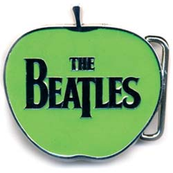The Beatles Belt Buckle: Apple Logo