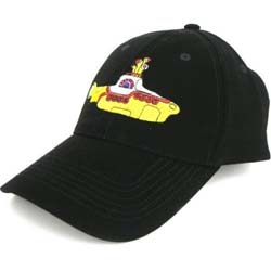 The Beatles Men's Baseball Cap: Yellow Submarine