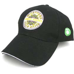 The Beatles Men's Baseball Cap: Sgt Pepper