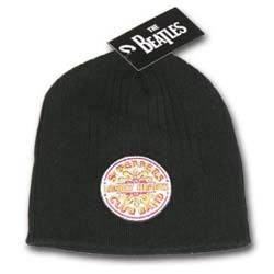 The Beatles Unisex Beanie Hat: Sgt Pepper