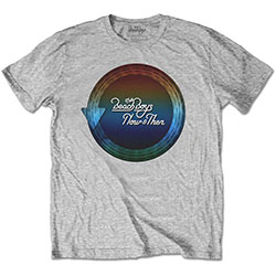 The Beach Boys Unisex Tee: Time Capsule