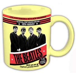 The Beatles Boxed Standard Mug: Port Sunlight 1962