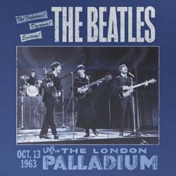 The Beatles Fridge Magnet: Palladium
