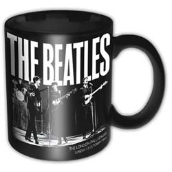 The Beatles Boxed Standard Mug: Palladium 1963