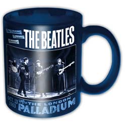 The Beatles Boxed Standard Mug: Palladium