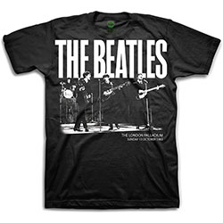 The Beatles Kid's Tee: Palladium 1963 (Boy's Fit)