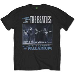 The Beatles Men's Premium Tee: 1963 The Palladium