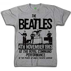 The Beatles Kid's Tee: Prince of Wales Theatre (Boy's Fit)