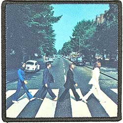 The Beatles Standard Patch: Abbey Road Album Cover (Loose)