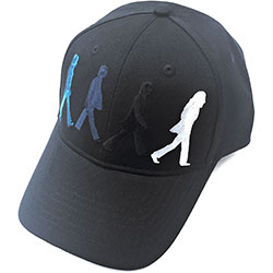 The Beatles Unisex Baseball Cap: Abbey Road Figures
