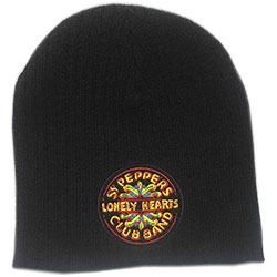 The Beatles Unisex Beanie Hat: Sgt. Pepper