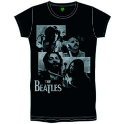 The Beatles Kid's Tee: Let It Be studio (Boy's Fit)