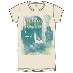 The Beatles Kid's Tee: Let It Be/You Know My Name (Boy's Fit)