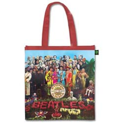 The Beatles Eco Bag: Sgt Pepper (Shiny Version)