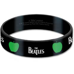 The Beatles Gummy Wristband: Drop T & Apple