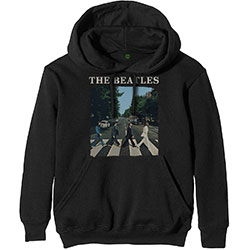 The Beatles Unisex Pullover Hoodie: Abbey Road