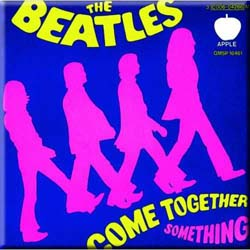 The Beatles Fridge Magnet: Come Together/Something
