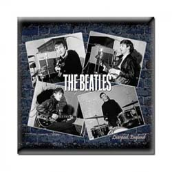 The Beatles Fridge Magnet: Live at the Cavern