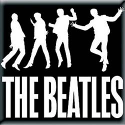 The Beatles Fridge Magnet: Jump