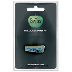 The Beatles Mini Pin Badge: Magical Mystery Tour