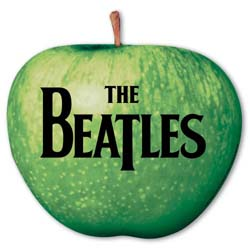 The Beatles Mouse Mat: Apple