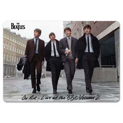 The Beatles Mouse Mat: On Air