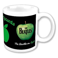 The Beatles Boxed Standard Mug: On Apple