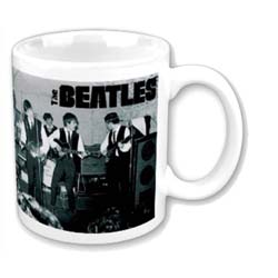 The Beatles Boxed Standard Mug: In Cavern