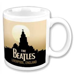The Beatles Boxed Standard Mug: Liverpool