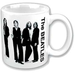 The Beatles Boxed Standard Mug: White Album (Black & White Group)