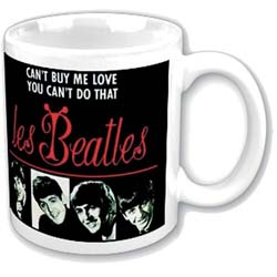 The Beatles Boxed Standard Mug: Les Beatles