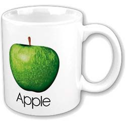 The Beatles Boxed Standard Mug: Apple Logo