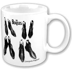 The Beatles Boxed Standard Mug: Boots
