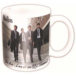 The Beatles Boxed Standard Mug: On Air