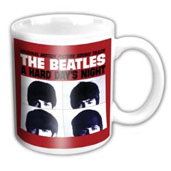 The Beatles Boxed Standard Mug: US Album Hard Days Night