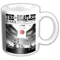 The Beatles Boxed Standard Mug: Live at the Budokan