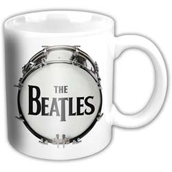 The Beatles Boxed Standard Mug: Original Drum