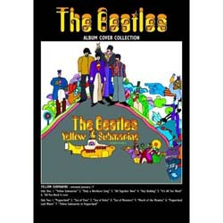 The Beatles Postcard: Yellow Submarine (Giant)