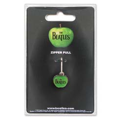 The Beatles Zipper Pull: Apple